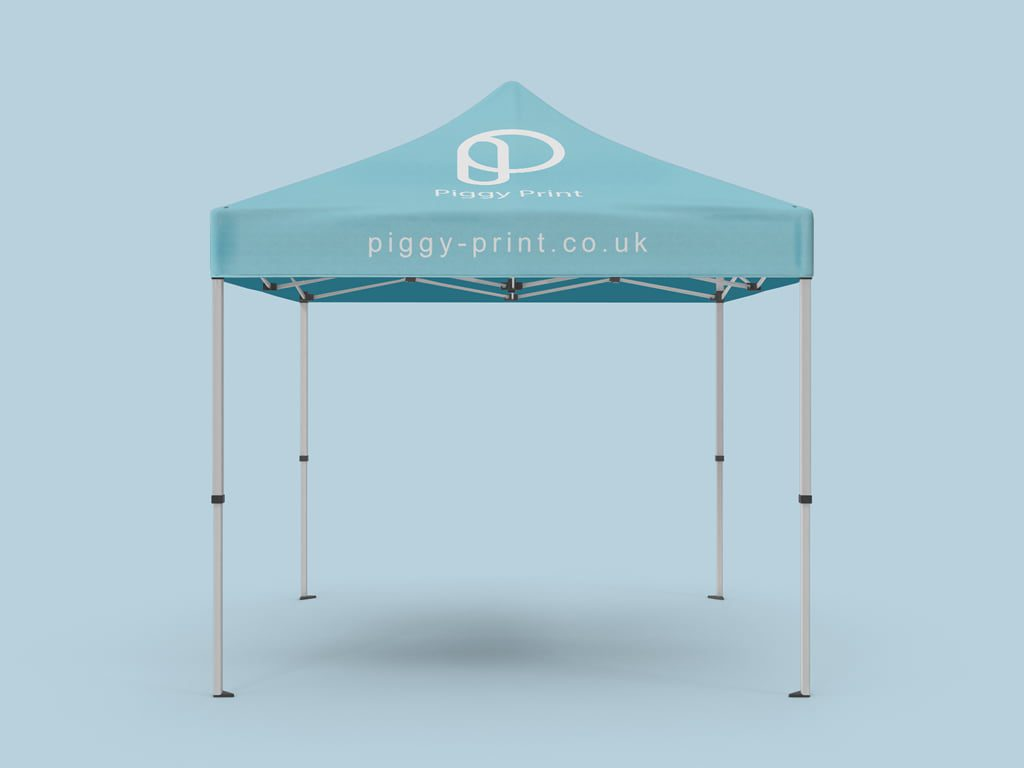 Custom designed printed Gazebo