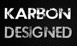 Karbon Designed Logo
